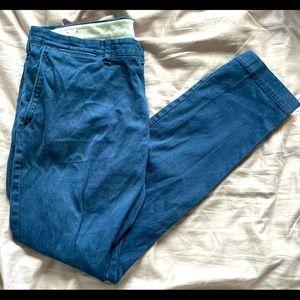 J Crew Trademark Stretch Men's Pant